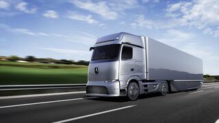 Mercedes-Benz Trucks marca  el camino de la electromovilidad