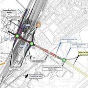 Licitado el contrato para el nuevo proyecto de acceso a la terminal intermodal de Vicálvaro desde la M-45
