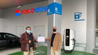 El Grupo Zoilo Ríos recibe la acreditación de que toda la energía que consume es renovable