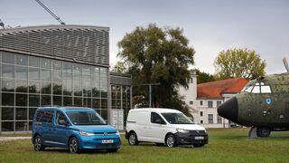 La quinta generación del Volkswagen Caddy llega al mercado español