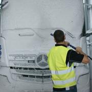 Nueva línea de higienización integral para vehículos industriales de Istobal