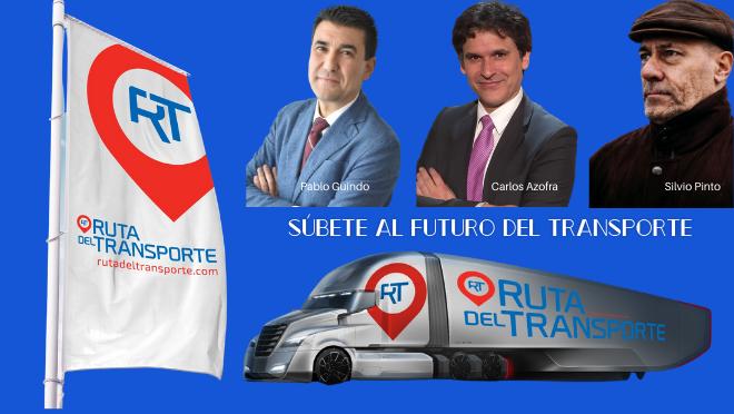 Newsletter Ruta del Transporte, súbete al futuro del sector