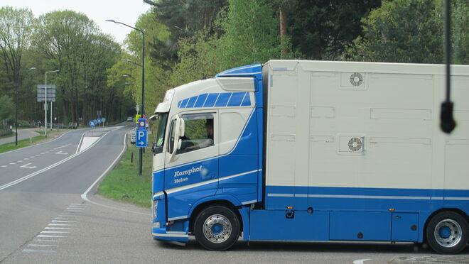 Multas de 300 euros en Reino Unido para los transportistas que no lleven el KAP