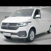 Un vistazo a la nueva Volkswagen Transporter eléctrica