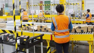 Amazon creó 5.000 puestos de trabajo el año de la pandemia