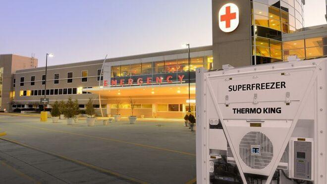Frigicoll ofrece ya el refrigerador SuperFreezer de Thermo King para transportar la vacuna del coronavirus