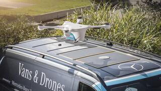 Los drones ya comienzan a ver el cielo despejado para revolucionar la logística