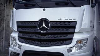 Mercedes-Benz admite ya pedidos para sus nuevos modelos Actros F y Edition 2