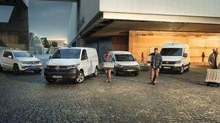 La curva del Covid-19 marcó los resultados de Volkswagen Vehículos Comerciales