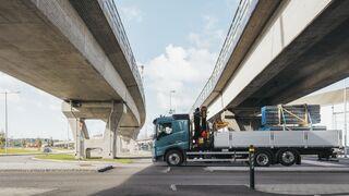 UETR cuestiona la norma francesa que obliga a los camiones a señalizar sus ángulos muertos