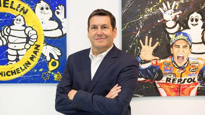 Antonio Crespo, nuevo director comercial de Michelin para España y Portugal
