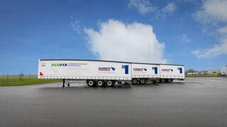 Schmitz Cargobull ofrece una reducción de consumo del 5% con su gama aerodinámica EcoGeneration