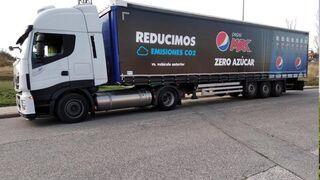 PepsiCo apuesta por el transporte de cero o bajas emisiones