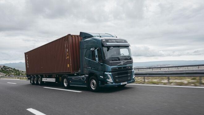 Alemania llevará un registro de los transportistas españoles que permanezcan más de 24 horas