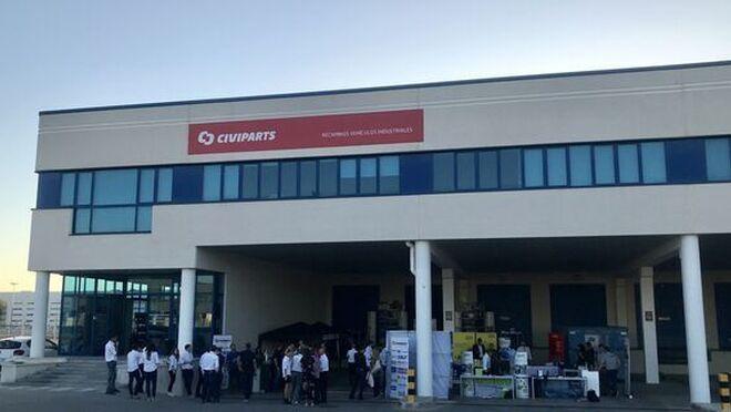 Grupo Nors vende Civiparts España