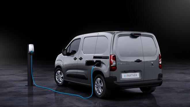 Peugeot completa su gama de vehículos comerciales eléctricos con el e-Partner