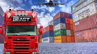 El mercado de la logística crecerá un 4,7% anual hasta 2024