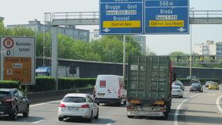 Bélgica exige una declaración responsable a los transportistas que lleguen al país
