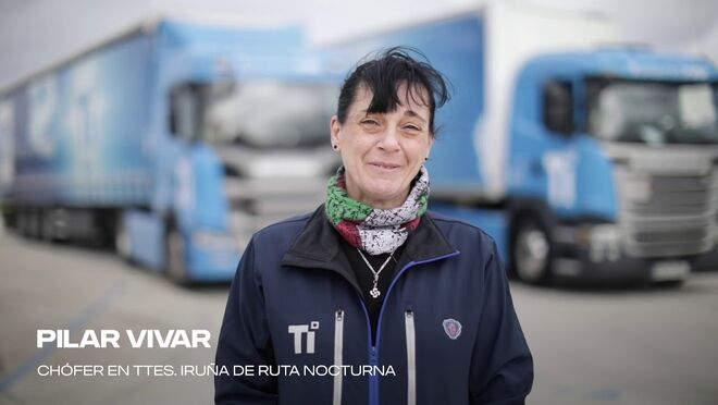 Transportes Iruña reduce su consumo un 8% con Scania Driver Support