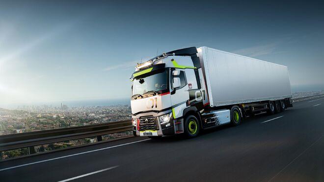 """El nuevo """"reacondicionado"""" de Renault Trucks es el T 01 Racing"""