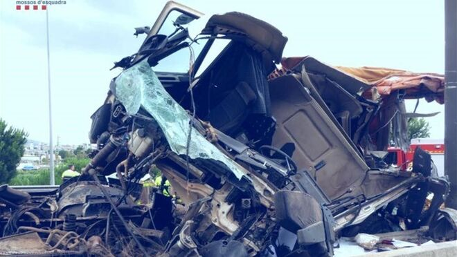 La muerte de un camionero destapa los abusos de una empresa de Salou