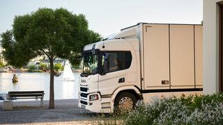 Scania acota el uso del hidrógeno