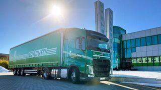 Volvo vende al grupo italiano Lannutti 1.000 FH I-save