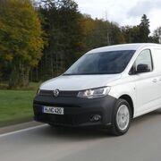 El Volkswagen Caddy Cargo llega a España cargado de tecnología