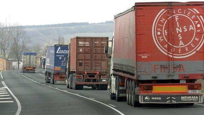 Las restricciones a camiones se levantarán en Italia los días 7, 14, 21 y 28 de febrero