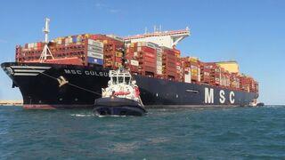 La facturación de los puertos cayó un 6% en 2020