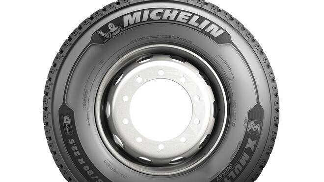 Crece la gama Michelin X Multi Energy con dos nuevas referencias