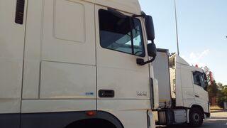 El transporte navarro se manifestará contra los peajes y la nueva tributación