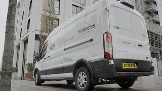 Ford explora las ventajas del reparto a pie en la última milla