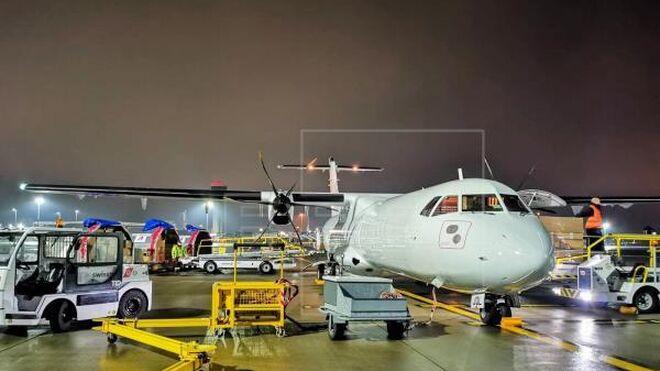 Canaryfly abre una línea regular de carga a Madrid desde Gran Canaria y Tenerife Sur