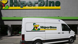 HiperDino adquiere 35 furgonetas Volkswagen