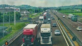 Publicadas las restricciones anuales para camiones en el País Vasco