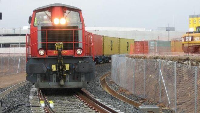 El tren de mercancías español pierde fuelle y no entra en el 'pastel' europeo