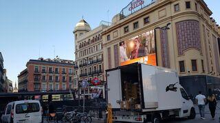 Madrid fomentará la renovación anual de hasta 950 vehículos de mercancías
