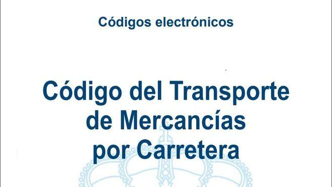 El BOE reúne toda la normativa del transporte de mercancías en un solo código