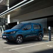 Peugeot amplía su gama de eléctricos con el e-Rifter