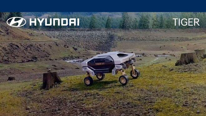 Tiger, de Hyundai, o cómo garantizar que la mercancía llegue a cualquier lugar