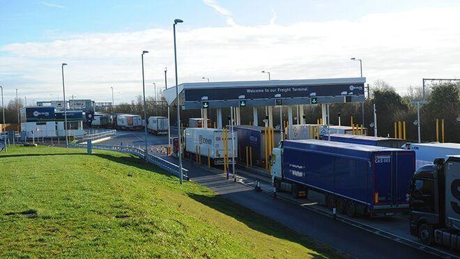 Los camiones de más de 12 toneladas deberán cumplir con la DVS para entrar a Londres