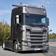 Scania se dispone a probar sus primeros camiones autónomos en una autopista europea