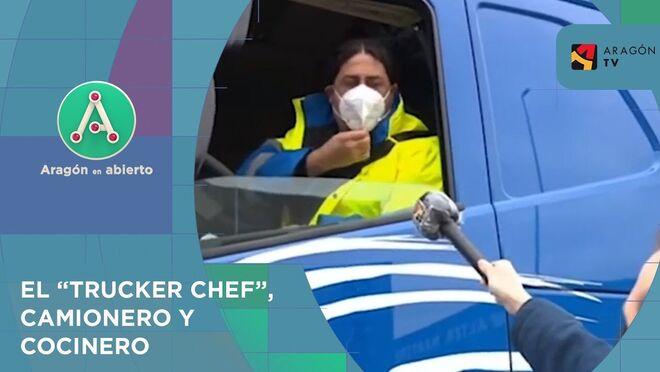 """El """"trucker chef"""", camionero y cocinero"""