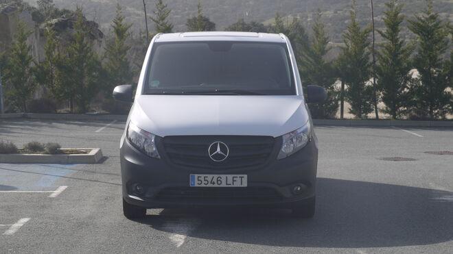 Prueba: Mercedes-Benz VitoFurgón 110 CDI largo: Patricios y plebeyos
