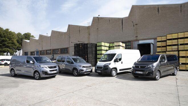 Peugeot Vehículos Comerciales: a por todas con los eléctricos