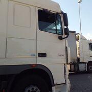 El tráfico de camiones en autopistas de peaje desciende desde que empezó la pandemia