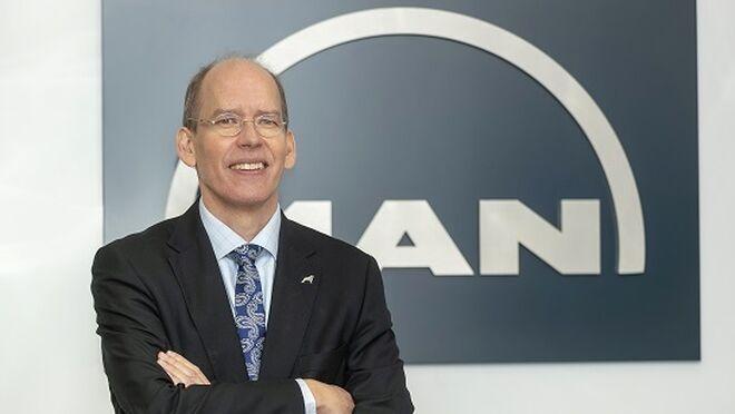 Wolfgang Bumm, nuevo director financiero de MAN Truck & Bus Iberia