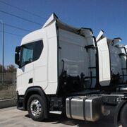 Las matriculaciones de camiones crecieron un 6,4% en febrero gracias a las tractoras