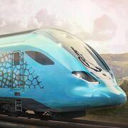 El hidrógeno también viaja en tren